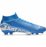 Nike Mercurial superfly 7 pro fg blue hero blauw