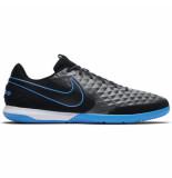 Nike Tiempo legend 8 acandemy indoor black blue zwart
