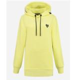 Nikkie Sweatshirt n8-886 geel