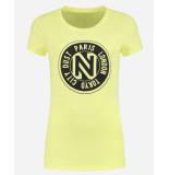Nikkie T-shirt n6-853 geel
