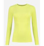 Nikkie T-shirt n7-303 jolie geel