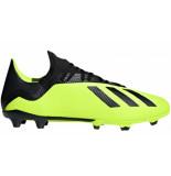 Adidas X 18.3 fg solar yellow geel
