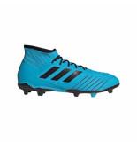 Adidas Predator 19.2 fg bright cyan blauw