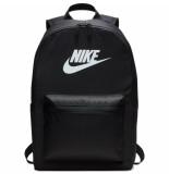 Nike Rugzak heritage backpack zwart
