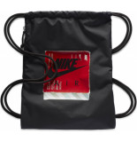 Nike Rugzak heritage gymsack gfx 3 black