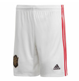 Adidas Manchester united thuisbroekje 2019-2020 kids wit