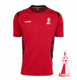 Hummel Dosl trainingsshirt paris rood