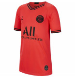 Nike Paris saint germain uitshirt 2019-2020 kids rood