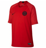 Nike Paris saint germain trainingsshirt 2019-2020 kids rood