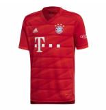 Adidas Bayern munchen thuisshirt 2019-2020 kids rood