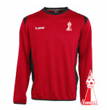 Hummel Dosl trainingstrui paris rood