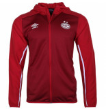 Umbro Psv trainingsjack hooded 2019-2020 kids rood