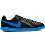 Nike Tiempo legend 8 club indoor kids black blue zwart