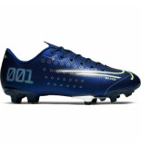 Nike Mercurial vapor 13 academy mds fg/mg kids blue