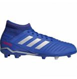 Adidas Predator 19.3 fg kids blue blauw