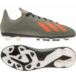 Adidas X 19.4 fxg kids green orange groen