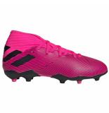 Adidas Nemeziz 19.3 fg kids show pink roze