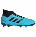 Adidas Predator 19.3 fg kids bright cyan black
