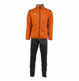 Hummel Trainingspak paris polyester suit oranje