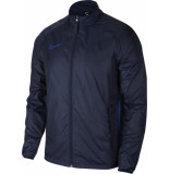 Nike Academy repelent jacket obsidian hyper royal blauw