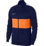 Nike Trainingsjack dry academy track jackey i96 blue blauw