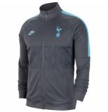 Nike Tottenham hotspur trainingsjack i96 flint grey grijs
