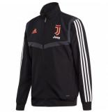 Adidas Juventus trainingsjack 2019-2020 black zwart