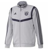 Adidas Bayern munchen trainingsjack 2019-2020 grijs