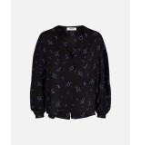 Moss Copenhagen MOSS COPENHAGEN 13538 raine shirt black/clemati