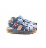 Red Rag 19001 sandaal blauw