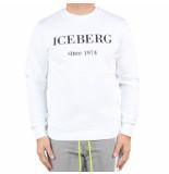 ICEBERG Weathirt wit