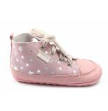 Develab 41710. eerste loop schoen roze