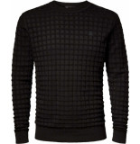 G-Star Core table knit pull zwart