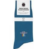 A-dam Socks-male-alan-41 blauw