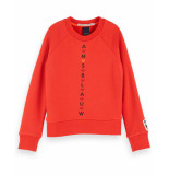 Scotch R'Belle Scotch r'belle pullover 154035 rood