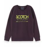 Scotch Shrunk Pullover 153935 zwart