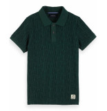 Scotch Shrunk Polo 154376 blauw