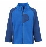 Color Kids Princess kinder fleece vest rafting blauw