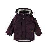 Name It Nmmmadoc parka jacket bordeaux