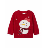 Name It Nbnrajul ls knit box rood