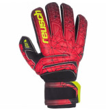 Reusch Fit control r3 finger support black fire red