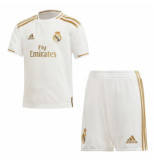 Adidas Real madrid mini set thuis 2019-2020 wit