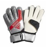 Adidas Keeperhandschoenen predator training fingersave zilver