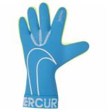 Nike Keepershandschoenen mercurial touch blue hero blauw