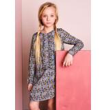 Oilily Dores jurk- blauw