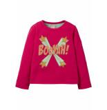 Oilily Tala t-shirt- roze