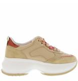 Hogan Sneakers maxi active hxw4350 beige