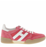 Hogan Sneakers retrovolley hxw3570 rood