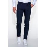 Drykorn Sight mix & match pantalon blauw