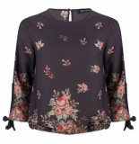 LOFTY MANNER Blouse peggy zwart